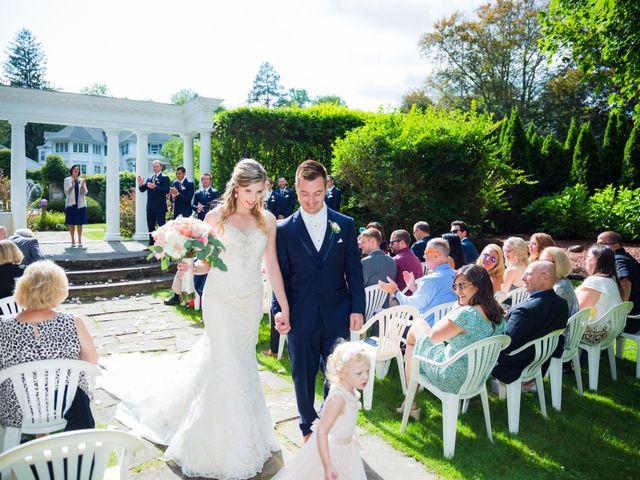 Cody and Amanda's Wedding in Barre, Massachusetts 21