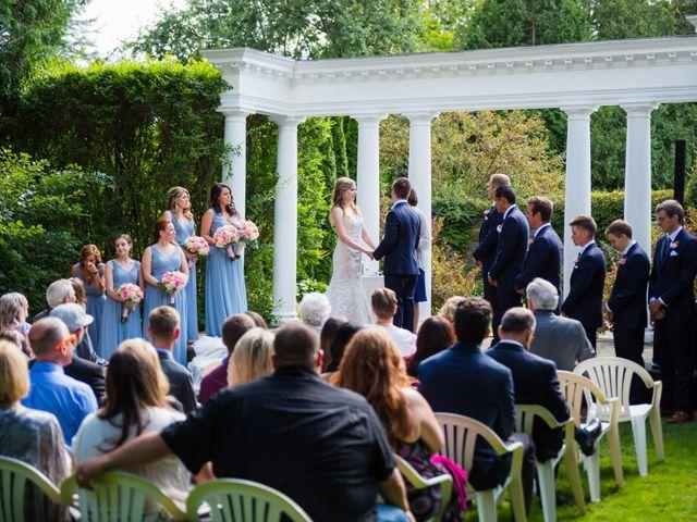 Cody and Amanda's Wedding in Barre, Massachusetts 25
