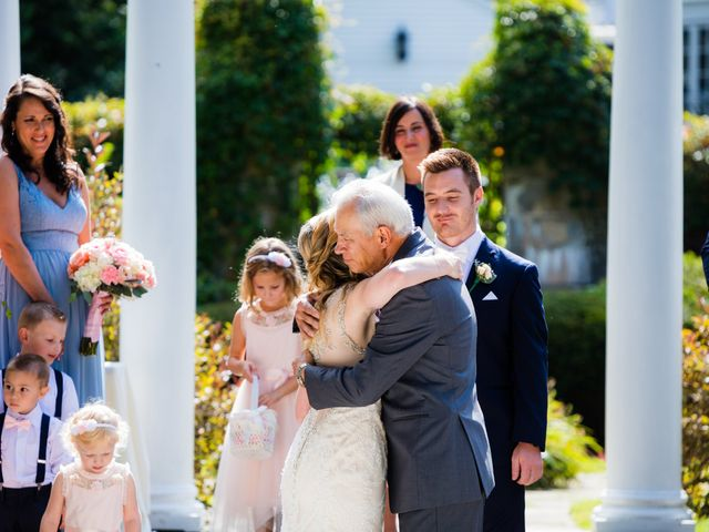Cody and Amanda's Wedding in Barre, Massachusetts 28