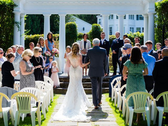 Cody and Amanda's Wedding in Barre, Massachusetts 29