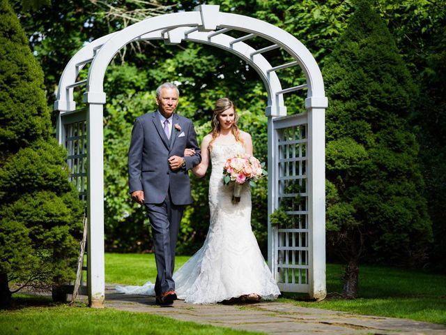 Cody and Amanda's Wedding in Barre, Massachusetts 30