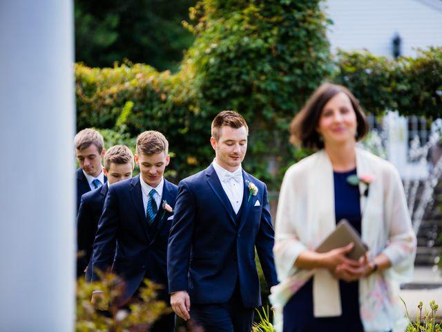 Cody and Amanda's Wedding in Barre, Massachusetts 32