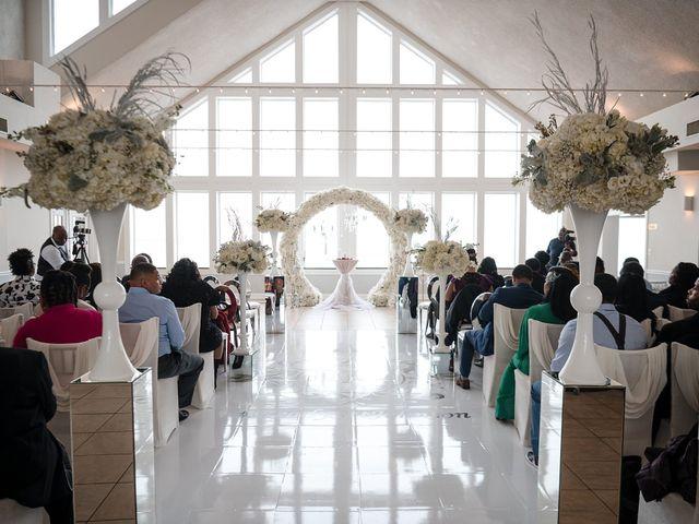 Kenny and Tamika's Wedding in Pasadena, Maryland 19