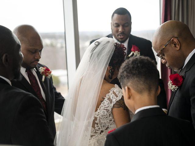 Kenny and Tamika's Wedding in Pasadena, Maryland 32
