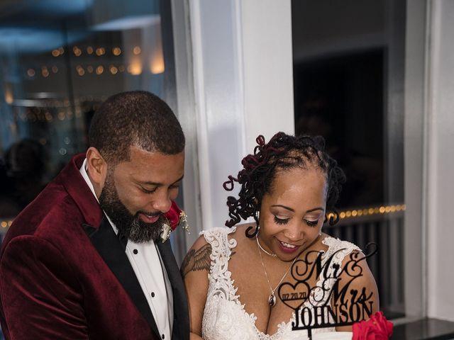 Kenny and Tamika's Wedding in Pasadena, Maryland 40