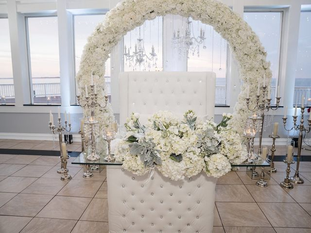 Kenny and Tamika's Wedding in Pasadena, Maryland 49