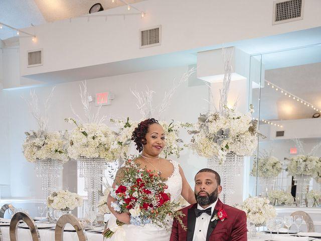 Kenny and Tamika's Wedding in Pasadena, Maryland 52