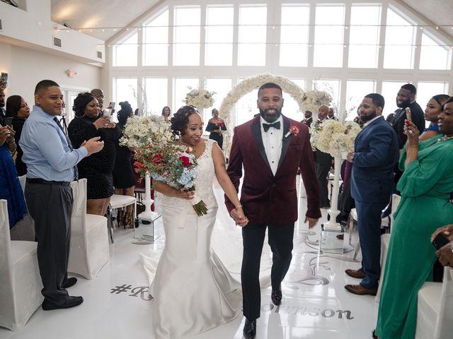 Kenny and Tamika's Wedding in Pasadena, Maryland 64