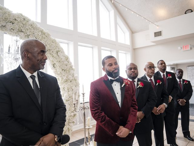 Kenny and Tamika's Wedding in Pasadena, Maryland 65