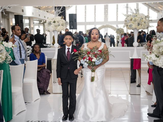 Kenny and Tamika's Wedding in Pasadena, Maryland 66