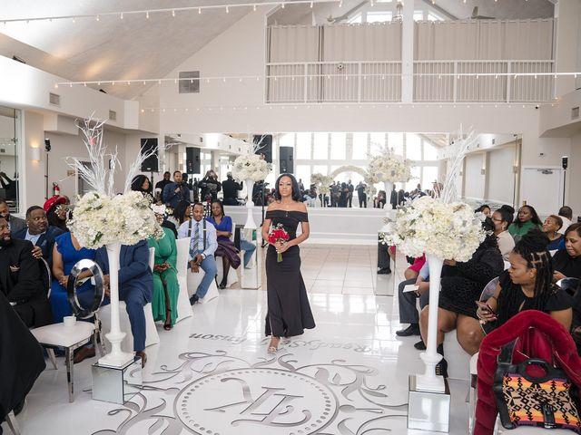 Kenny and Tamika's Wedding in Pasadena, Maryland 69