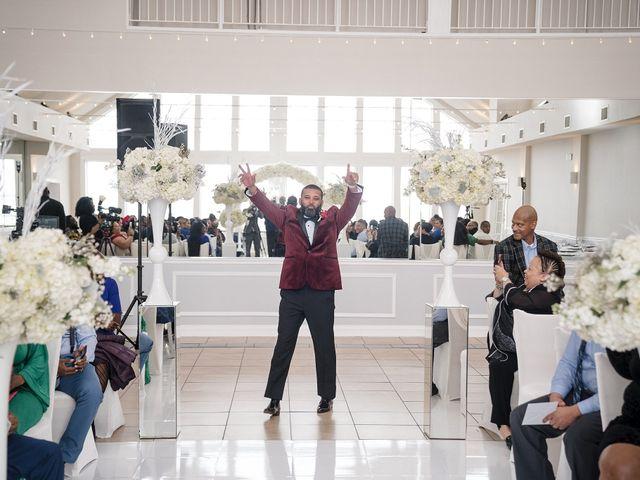 Kenny and Tamika's Wedding in Pasadena, Maryland 72
