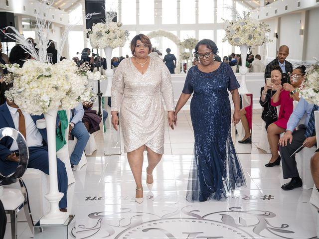 Kenny and Tamika's Wedding in Pasadena, Maryland 73