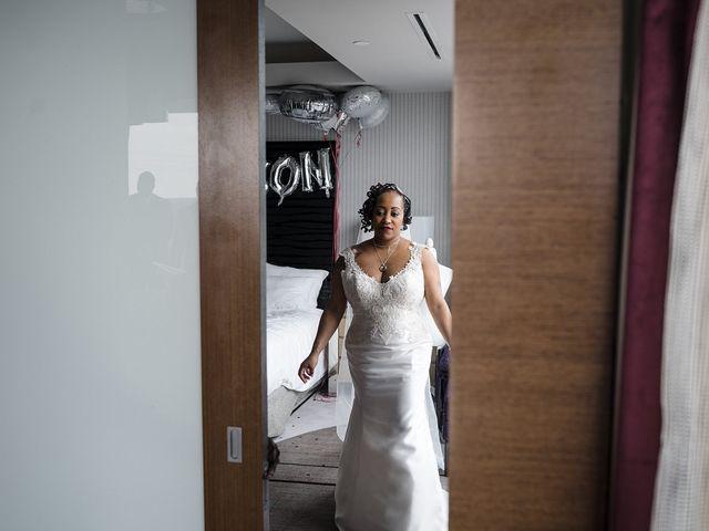 Kenny and Tamika's Wedding in Pasadena, Maryland 78