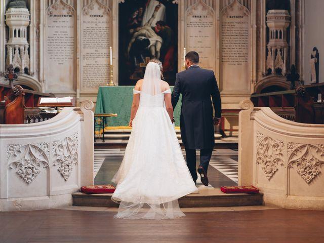 The wedding of Nikki and Kris