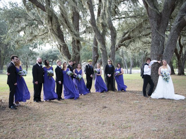 Ryan and Danielle's Wedding in Dade City, Florida 4