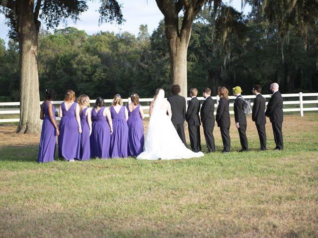 Ryan and Danielle's Wedding in Dade City, Florida 5