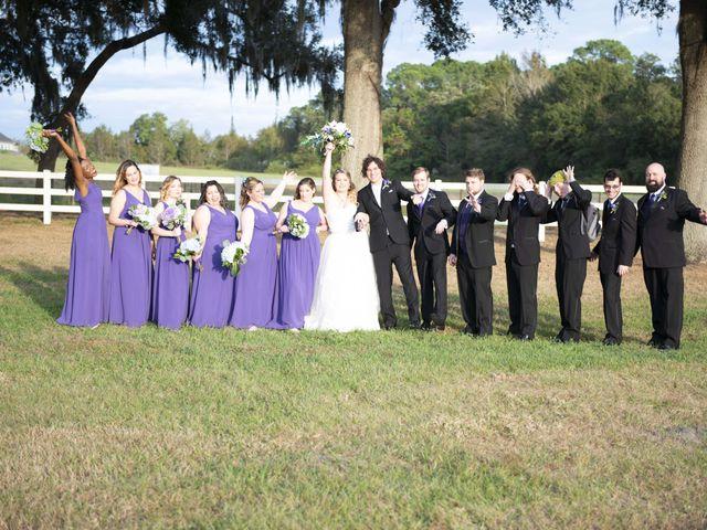 Ryan and Danielle's Wedding in Dade City, Florida 6