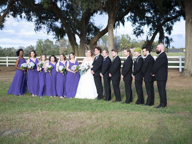 Ryan and Danielle's Wedding in Dade City, Florida 7