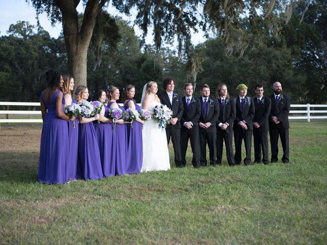 Ryan and Danielle's Wedding in Dade City, Florida 8