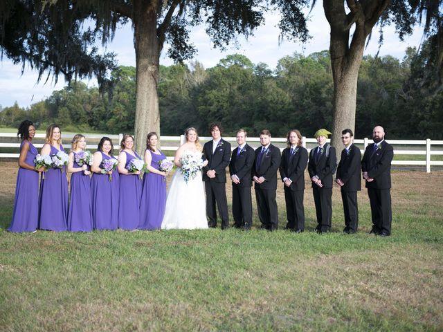 Ryan and Danielle's Wedding in Dade City, Florida 9