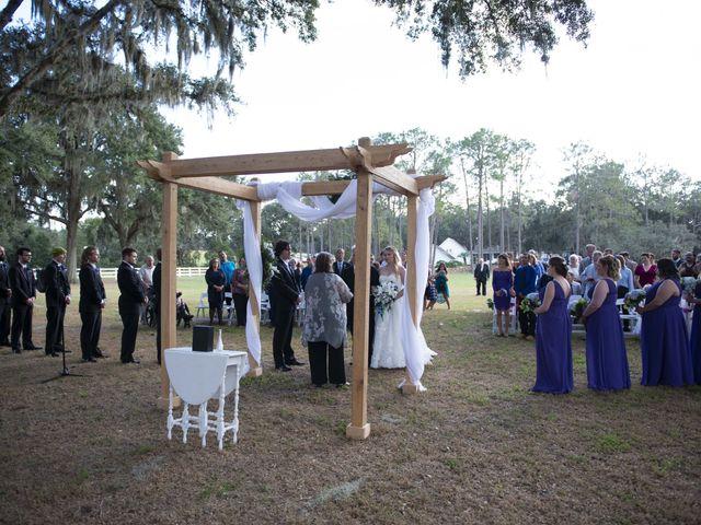 Ryan and Danielle's Wedding in Dade City, Florida 10