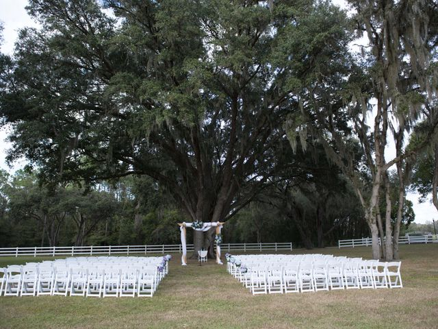 Ryan and Danielle's Wedding in Dade City, Florida 11