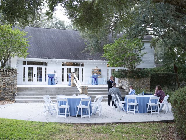 Ryan and Danielle's Wedding in Dade City, Florida 12