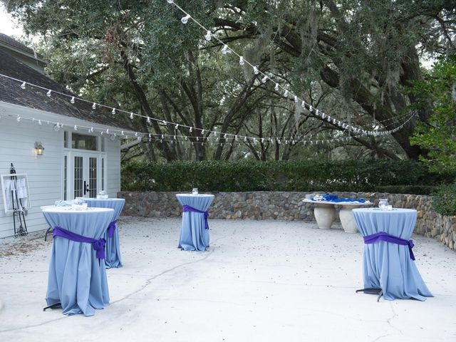 Ryan and Danielle's Wedding in Dade City, Florida 16