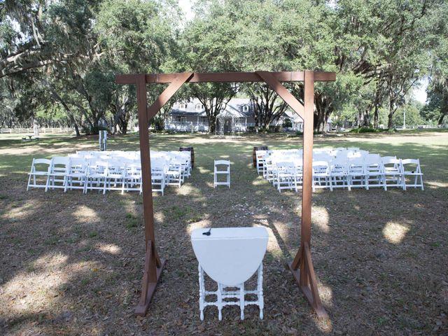 Ryan and Danielle's Wedding in Dade City, Florida 26