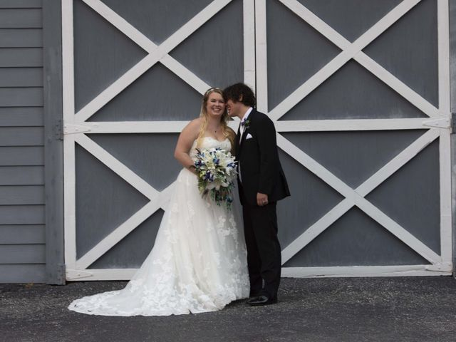 The wedding of Danielle and Ryan
