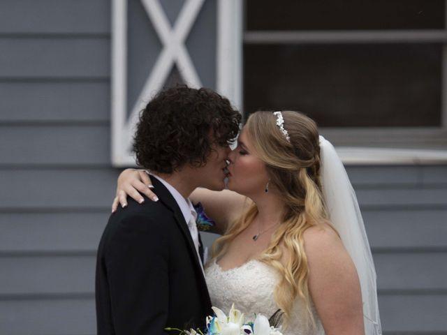 Ryan and Danielle's Wedding in Dade City, Florida 1