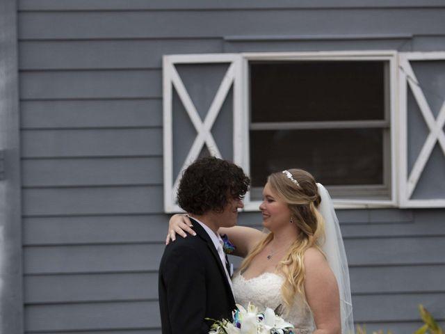 Ryan and Danielle's Wedding in Dade City, Florida 31