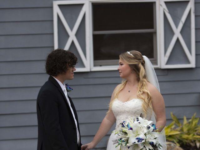 Ryan and Danielle's Wedding in Dade City, Florida 32
