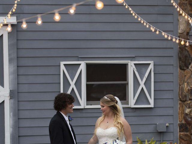 Ryan and Danielle's Wedding in Dade City, Florida 33