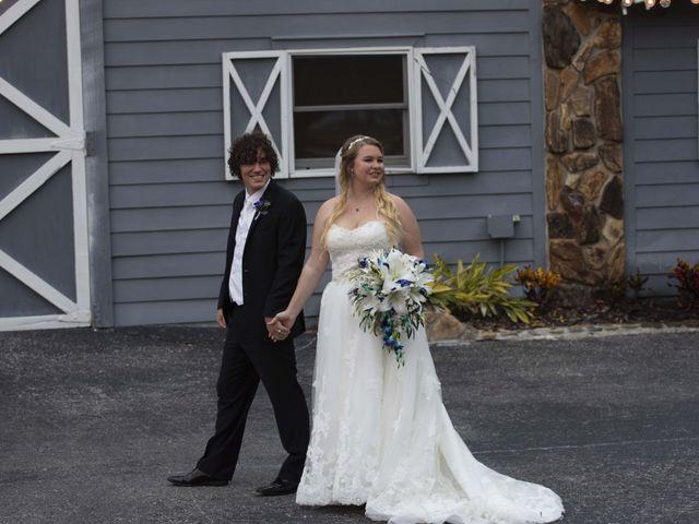 Ryan and Danielle's Wedding in Dade City, Florida 34