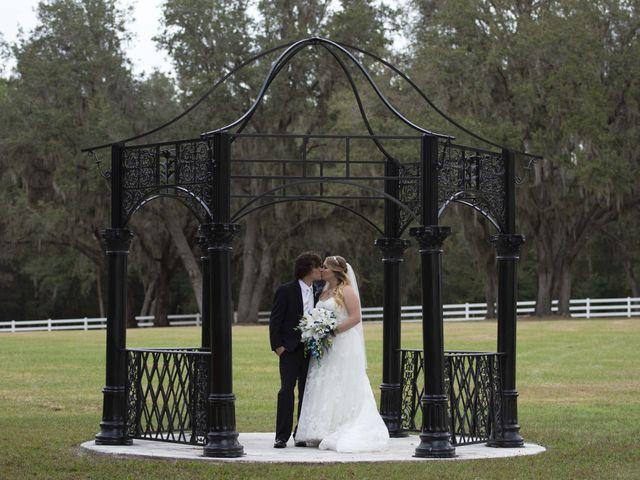 Ryan and Danielle's Wedding in Dade City, Florida 35