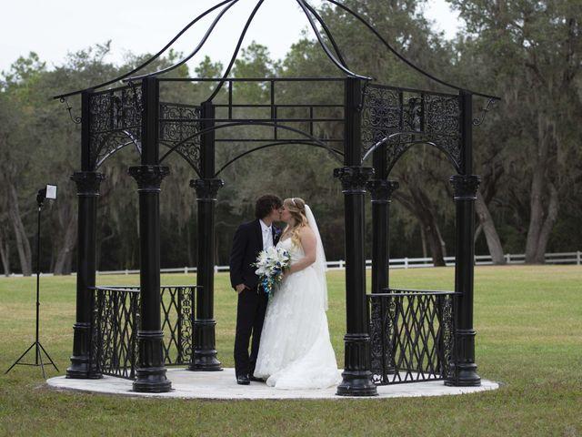 Ryan and Danielle's Wedding in Dade City, Florida 36
