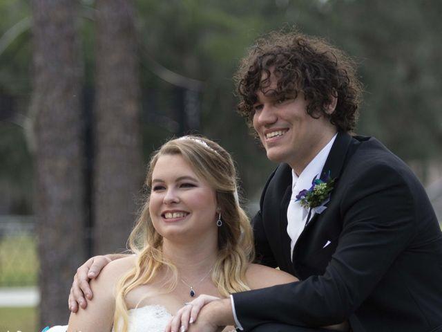 Ryan and Danielle's Wedding in Dade City, Florida 39