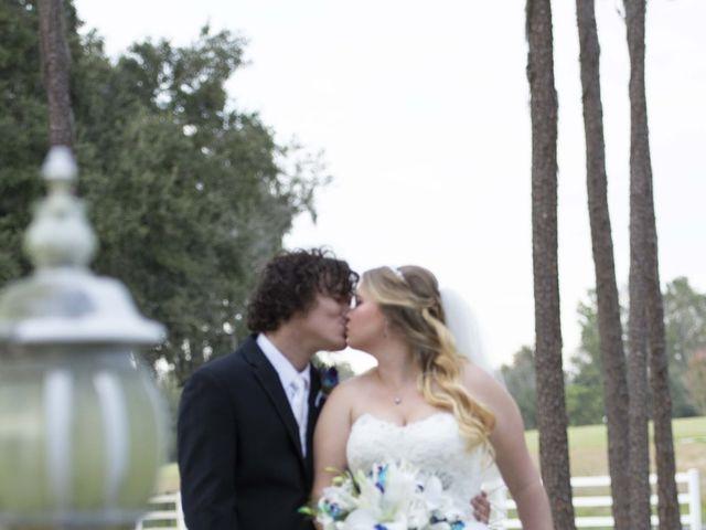 Ryan and Danielle's Wedding in Dade City, Florida 40