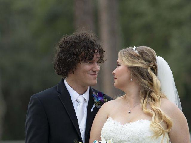 Ryan and Danielle's Wedding in Dade City, Florida 41