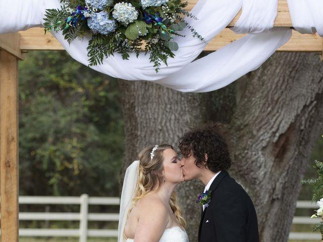 Ryan and Danielle's Wedding in Dade City, Florida 45