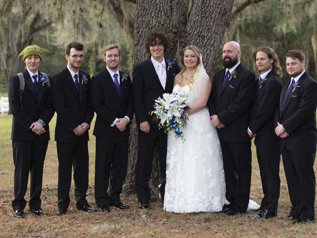 Ryan and Danielle's Wedding in Dade City, Florida 46