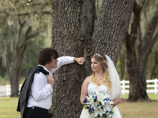 Ryan and Danielle's Wedding in Dade City, Florida 50