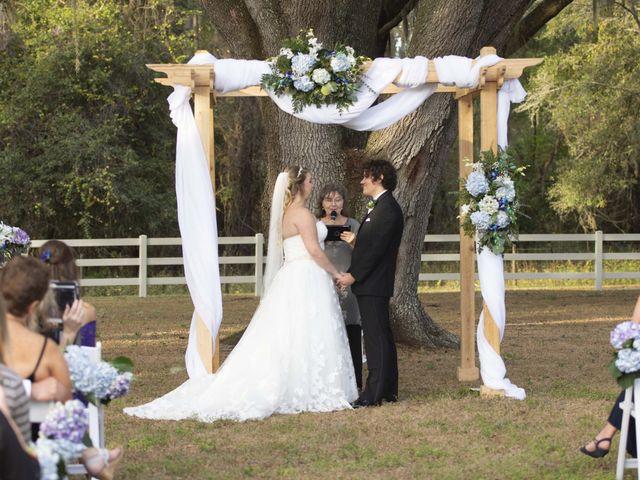 Ryan and Danielle's Wedding in Dade City, Florida 51