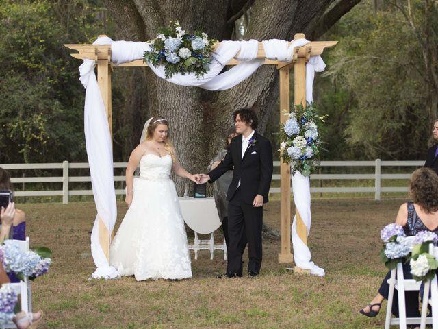 Ryan and Danielle's Wedding in Dade City, Florida 52