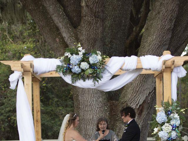 Ryan and Danielle's Wedding in Dade City, Florida 53