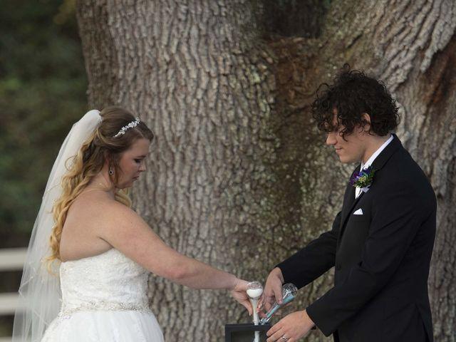 Ryan and Danielle's Wedding in Dade City, Florida 54