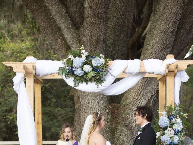 Ryan and Danielle's Wedding in Dade City, Florida 55