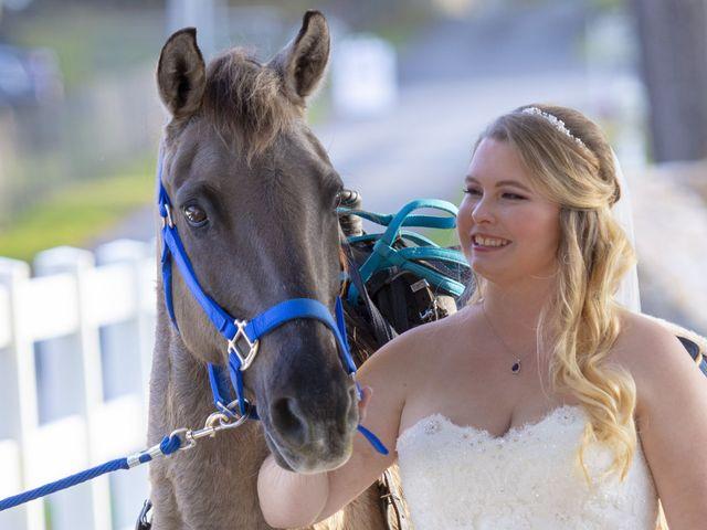 Ryan and Danielle's Wedding in Dade City, Florida 61